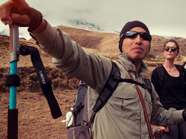 Inca Discovery—Lares
