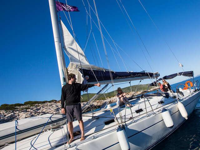 Montenegro Sailing - Dubrovnik to Dubrovnik