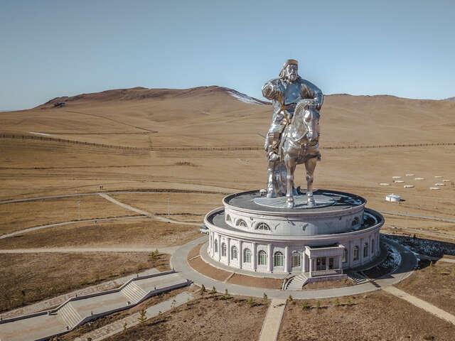 Trans-Mongolian Express