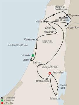 Israel Escape