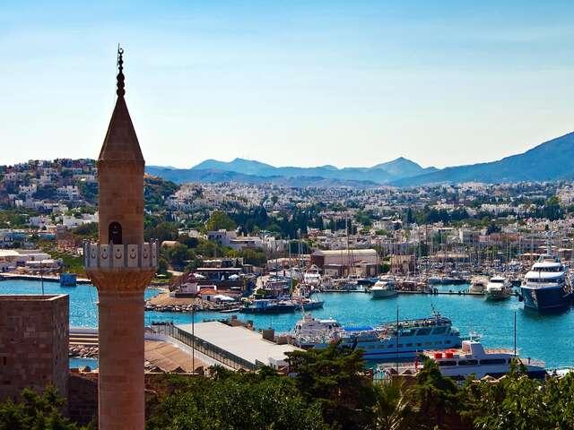 Sailing Turkey - Bodrum to Fethiye