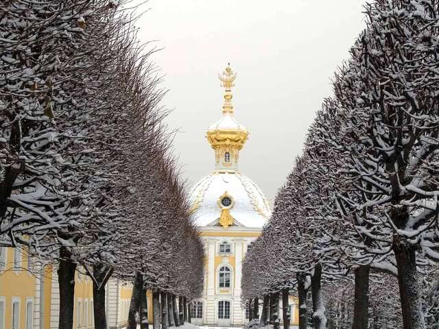 Festive St Petersburg and Moscow Winter 201819