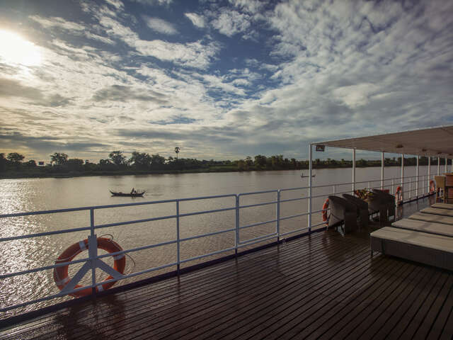 Mekong River Encompassed – Ho Chi Minh City to Siem Reap