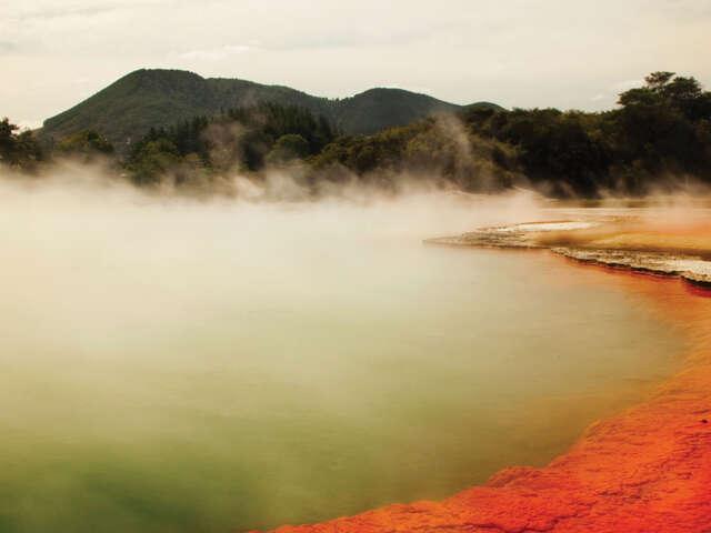 Explore Australia & New Zealand