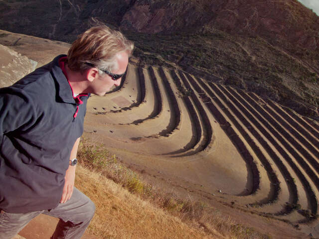 In The Shadow Of Machu Picchu