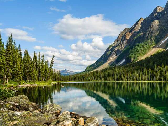 Iconic Rockies and Western Canada with Alaska Cruise Inside Stateroom Summer 2019