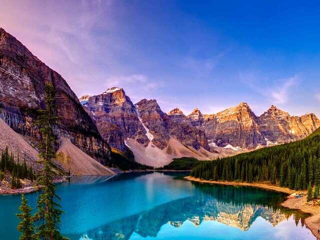 Spectacular Canadian Rockies with Rocky Mountaineer Silverleaf and Alaska Cruise Verandah Stateroom Summer 2019