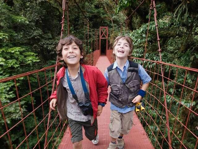 Monkeys Jungles and Volcanoes Summer 2019