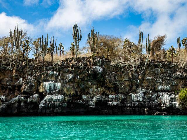 Galápagos Camping Adventure