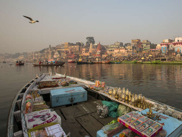Varanasi Independent Adventure