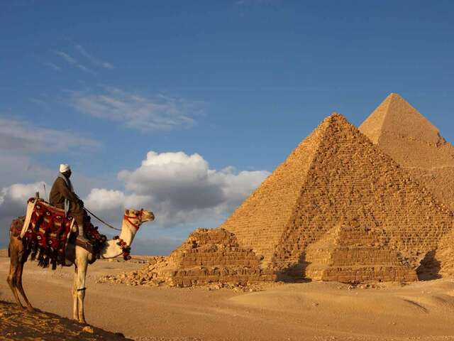 Wonders of Ancient Egypt Summer 2018