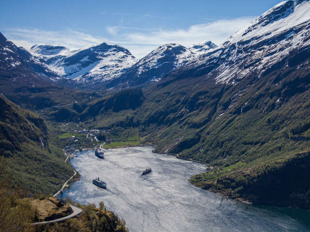Cruise the Norwegian Fjords in Depth – Tromsø to Bergen