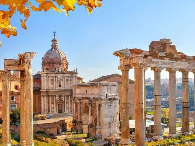 Rome Explorer First Look 2019