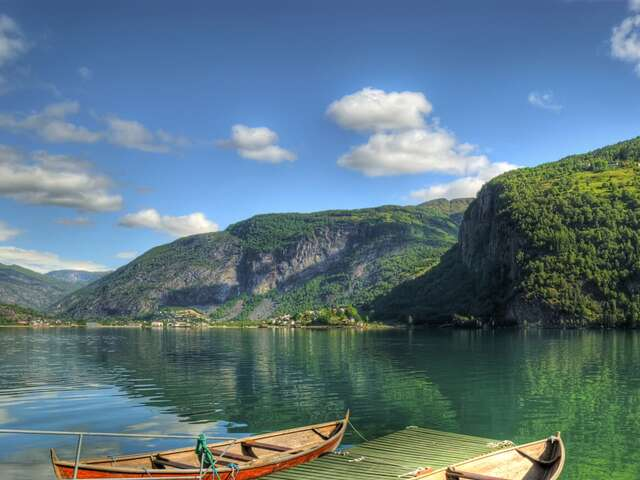 Scenic Scandinavia and its Fjords First Look 2019