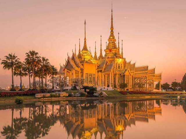 Treasures of Thailand Summer 2019