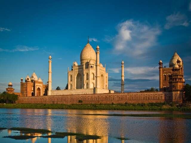 Indias Golden Triangle with Varanasi MeToWe Option Summer 2019