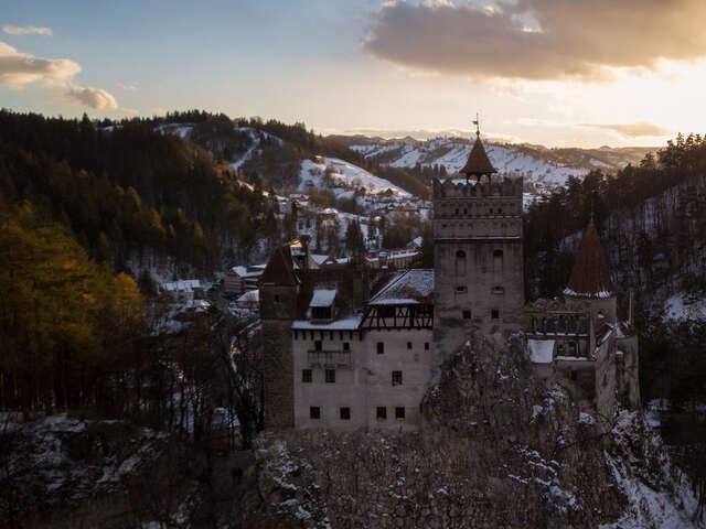 Halloween in Transylvania