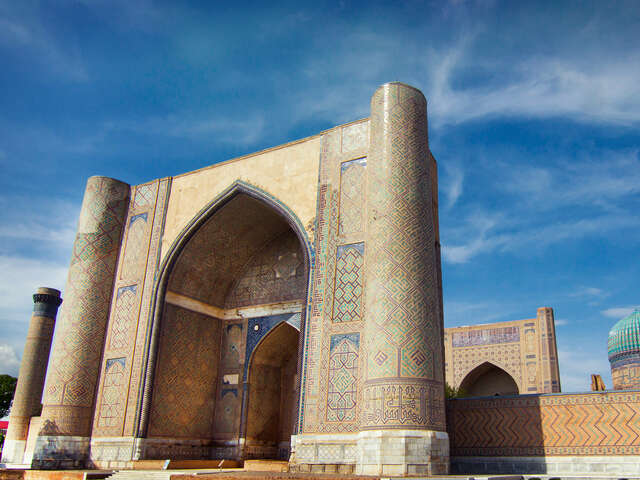 Highlights of Uzbekistan