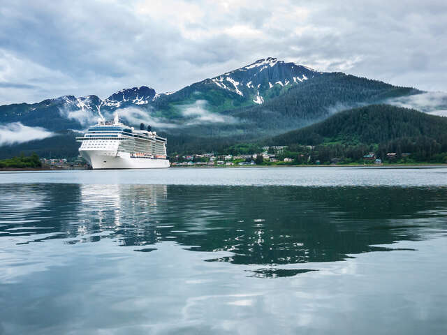 Adventure to Alaska featuring a 7-night Royal Caribbean Cruise