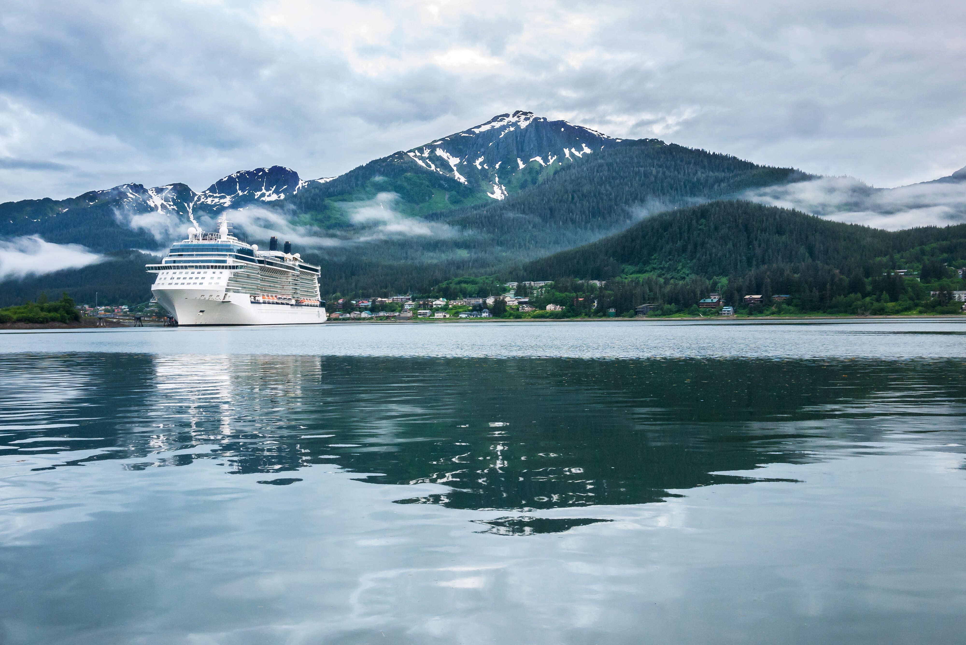 Adventure to Alaska featuring a 7-night Royal Caribbean Cruise