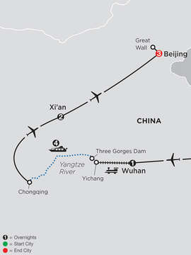 Spirit of China & the Yangtze River