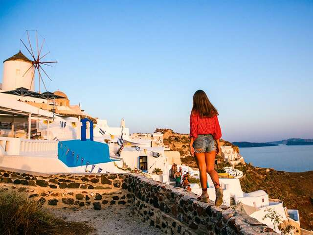 Mediterranean Escape plus 4 Day Cruise(Standard inside cabin without porthole,Start Rome, End Athens)