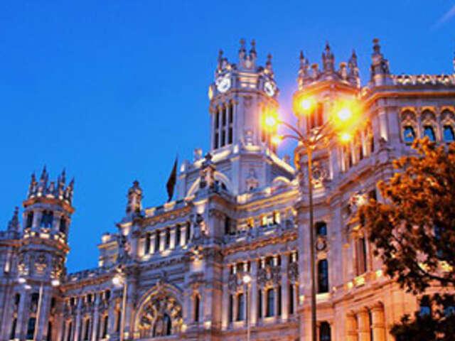 Lisbon, Seville & Madrid with Barcelona