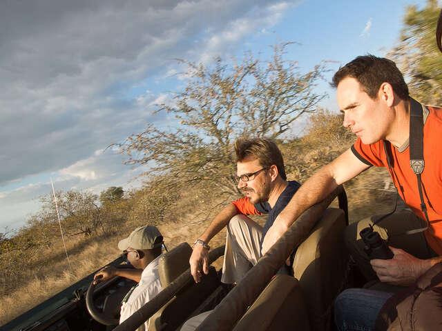 Kruger & Falls