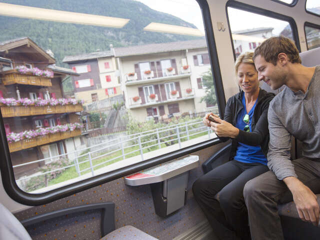 Europe by Rail with the Glacier Express