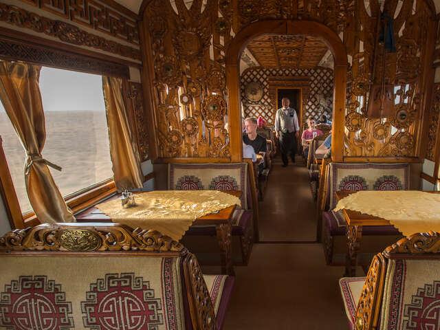 Trans-Mongolian Adventure
