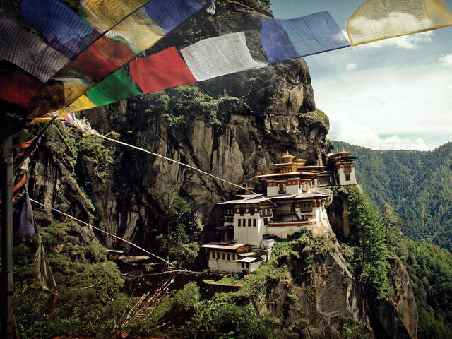Bhutan Trekking - The Druk Path