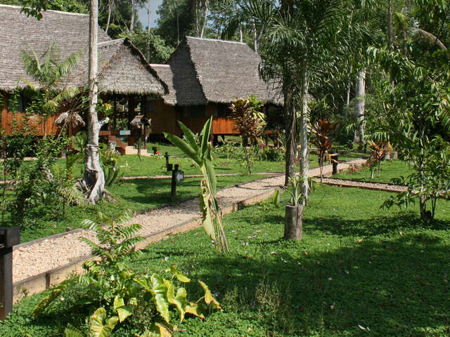 G Lodge Amazon & Camping - 6 Days