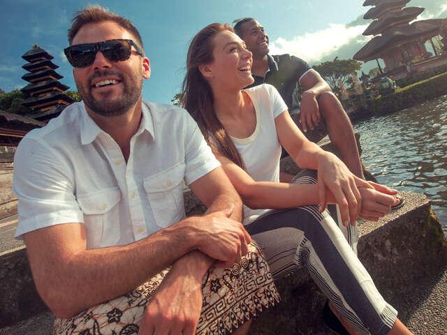 Classic Bali & Sailing Adventure