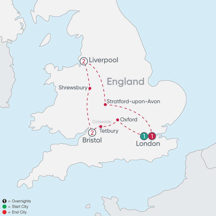 England Explorer