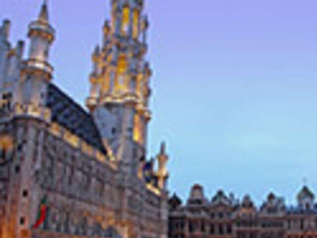 Highlights of Europe Return Eurostar (Summer 2019)