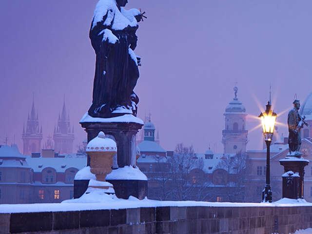 Easy Pace Budapest, Vienna & Prague (Winter 2019 2020)