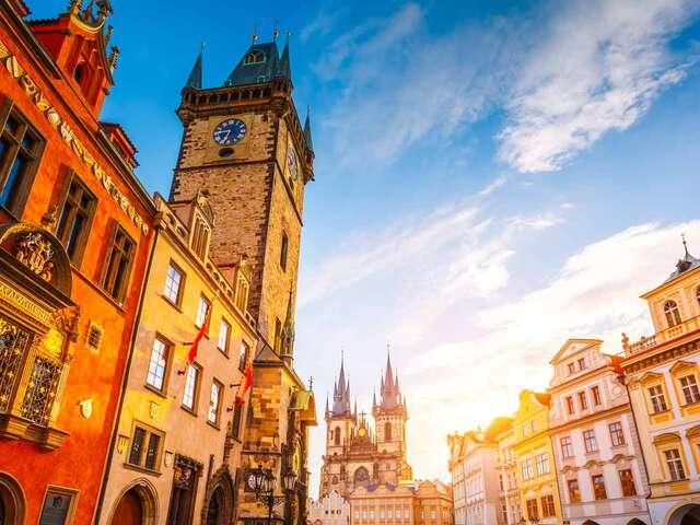Prague Vienna and Budapest Summer 2019