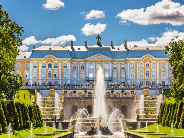 Wonders of St Petersburg and Moscow Summer 2019