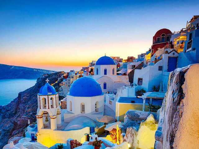 Best of Italy and Greece with 6Day Santorini Extension Summer 2019