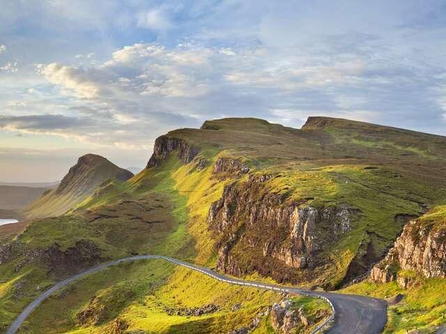 Britain and Ireland Panorama Summer 2019