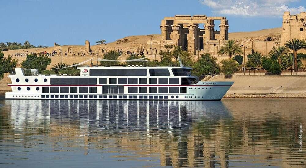 Pharaohs & Pyramids (river)