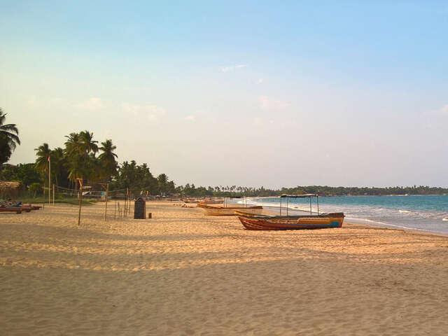 Sailing Sri Lanka - East Coast