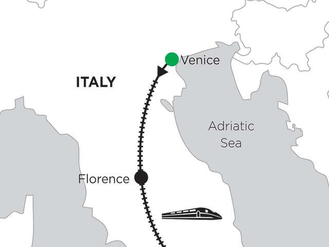 5 Nights Venice, 4 Nights Florence & 5 Nights Rome