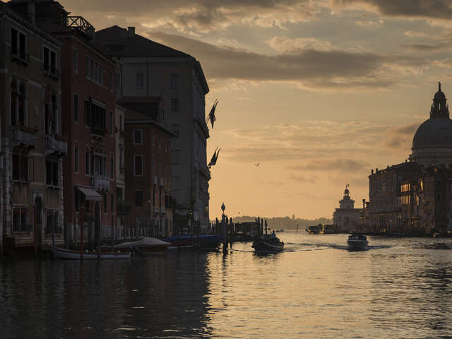 Winter in Italy with Venice Carnival