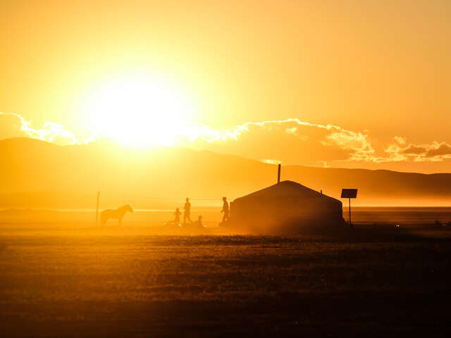 Local Living Mongolia—Nomadic Life