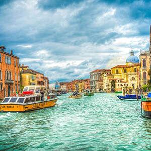 5 Nights Venice & 5 Nights Rome
