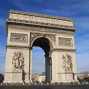 2 Nights Paris & 3 Nights Rome