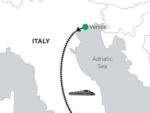 3 Nights Venice & 5 Nights Rome