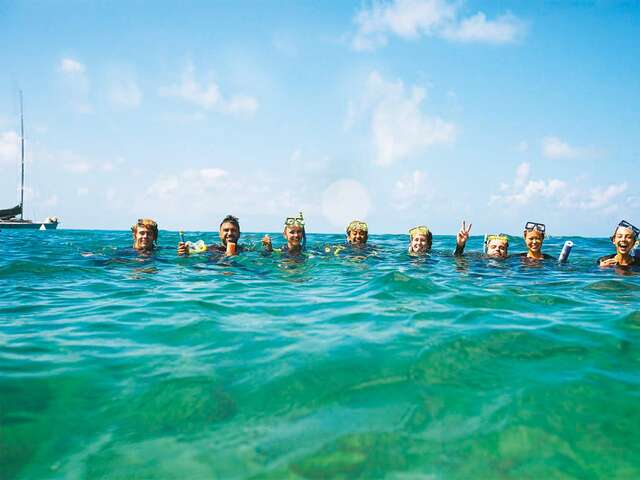 Snorkel to Adventure(Twin Room,Start Cairns, End Cairns)