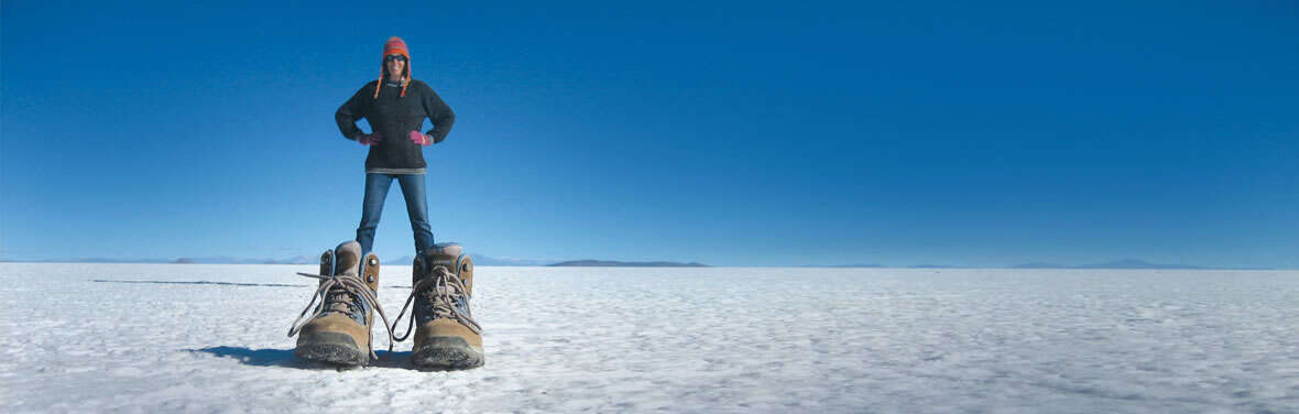 Bolivian Salt Flats Adventure